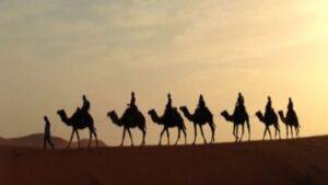 L'itinerario dell'India