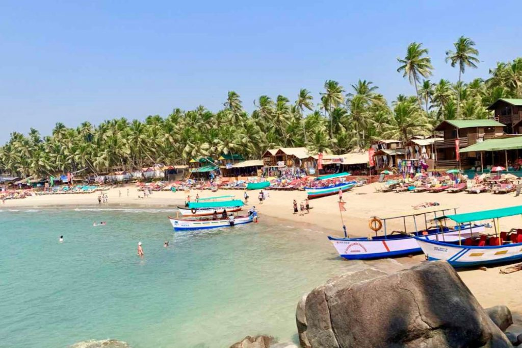 The cultural and plantation tour of Goa