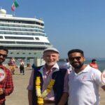 Gudia turistica in India