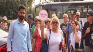 Guida turistia in India