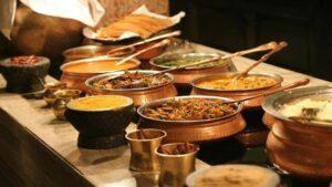 Viaggio in India cosa mangiare