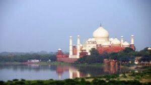 Viaggio in India il Taj Mahal