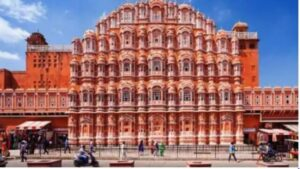 Cosa vedere in Rajasthan Hawa Mahal