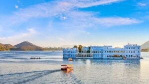 Cosa vedere in Rajasthan lago pichola