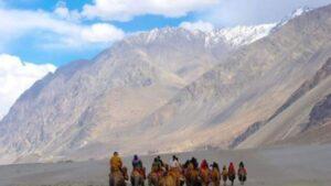 Dove andare in viaggio in Kashmir